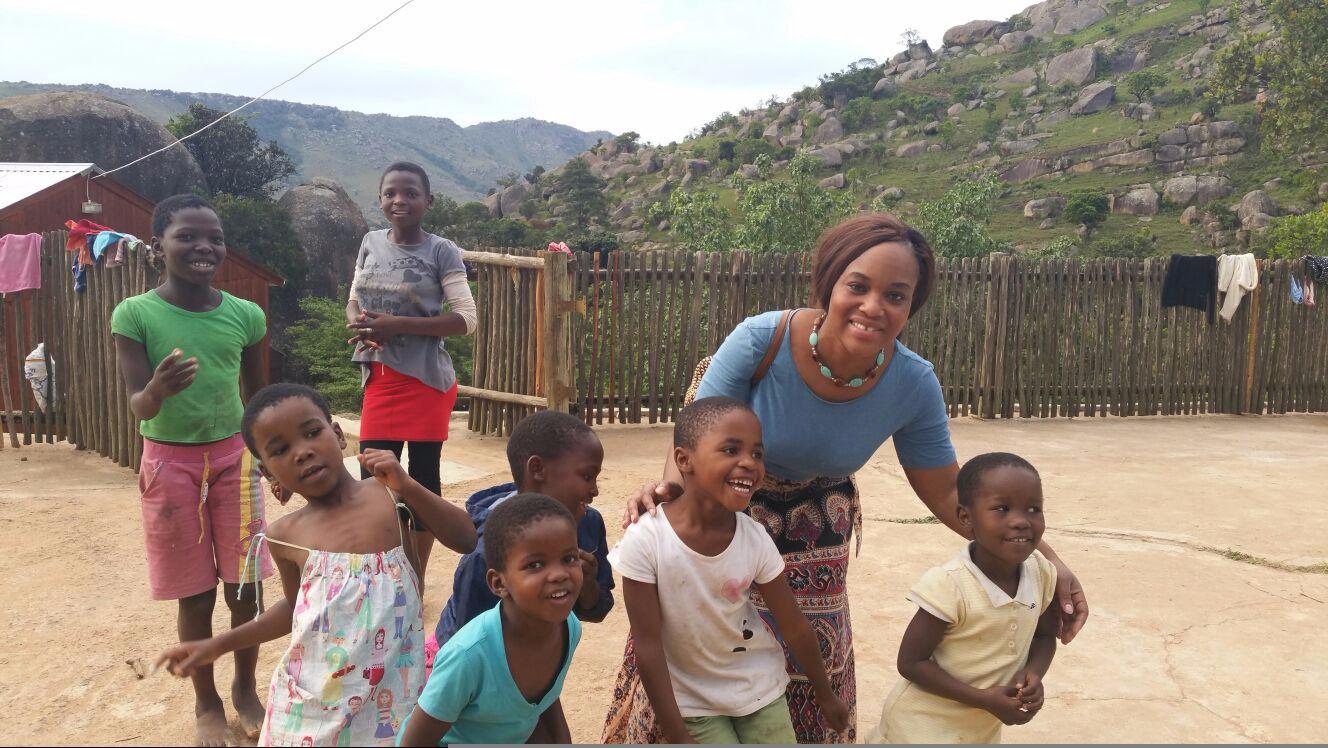 Abena in Kenya